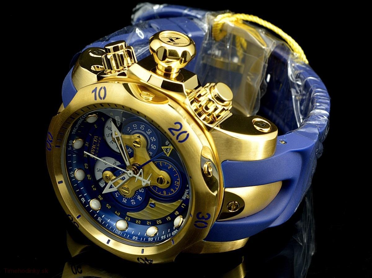 Pánske hodinky INVICTA Venom 14465 ed5b97b2a6d